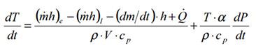 Enerji korunum denklemi