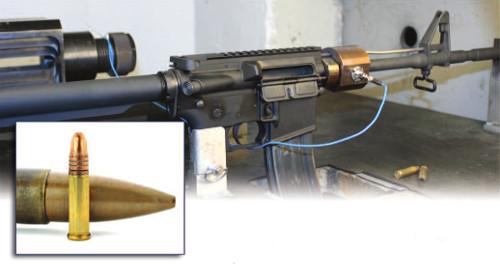 PCB Piezotronics balistik basınç sensörü